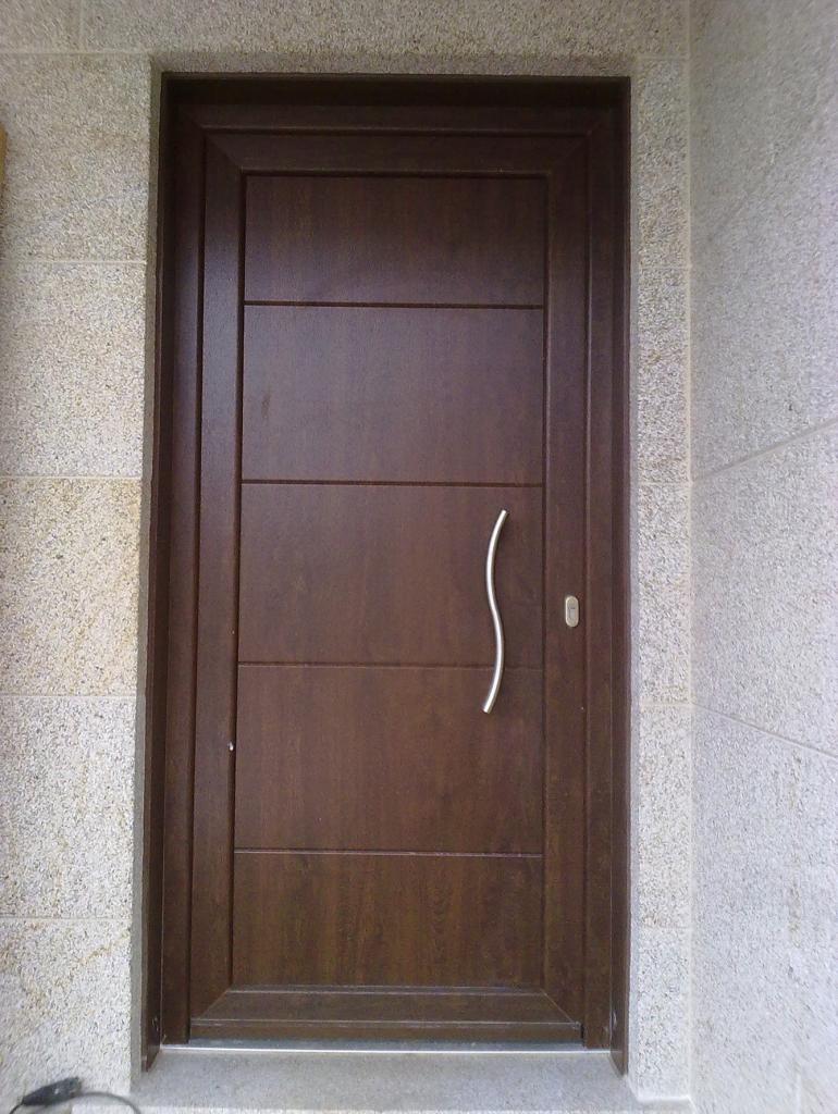 Puertas PVC Carvedra Pontevedra