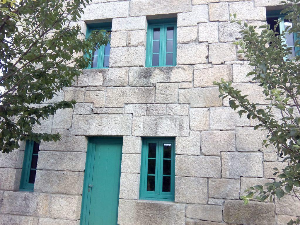 Carpinter a exterior de pvc kommerling acabado kolorten - Carpinteria exterior ...